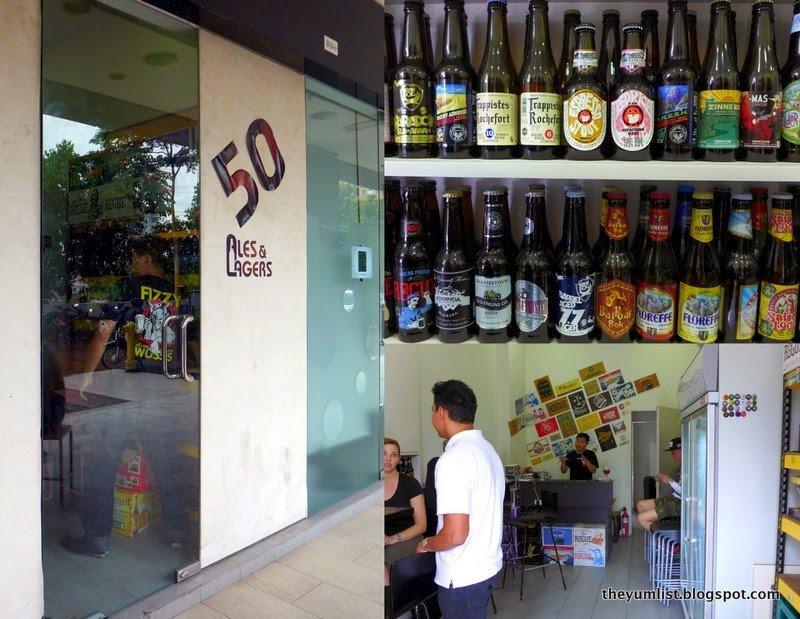 Ales and Lagers, Publika, Solaris Dutamas, Kuala Lumpur, Malaysia