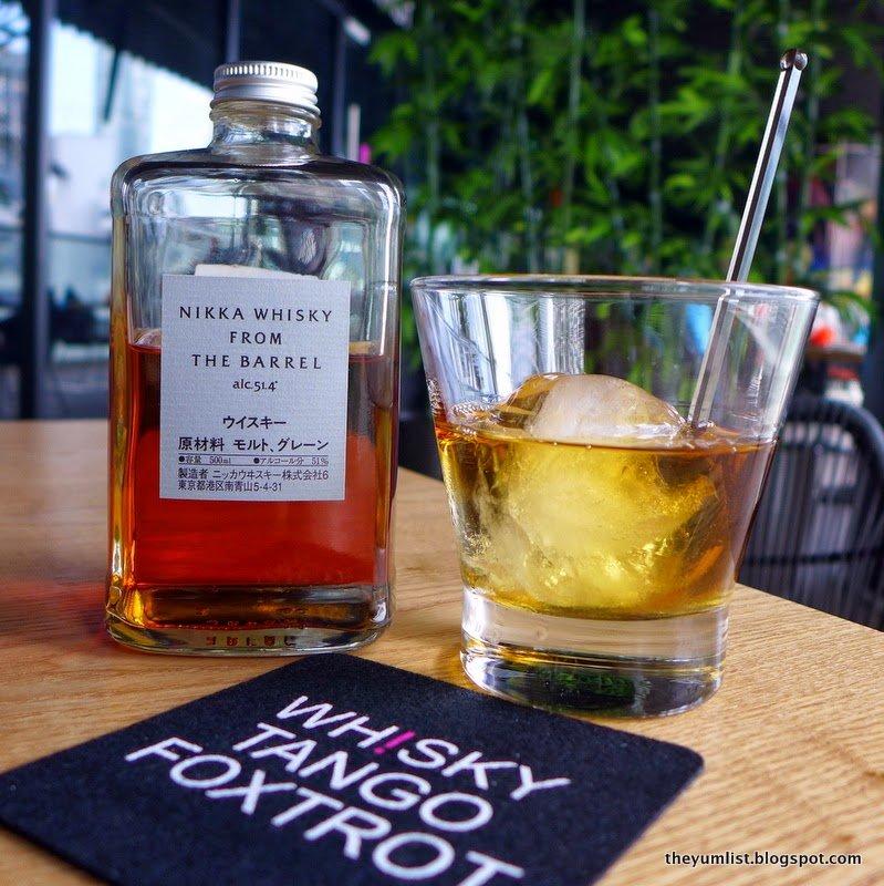 Whisky Tango Foxtrot, Whisky and Cigar Bar, Avenue K, Kuala Lumpur, Malaysia