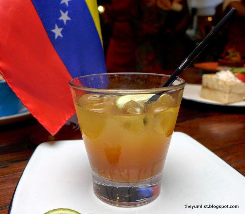 Venezuela Week, Venezuelan Cuisine, La Boca, Pavilion