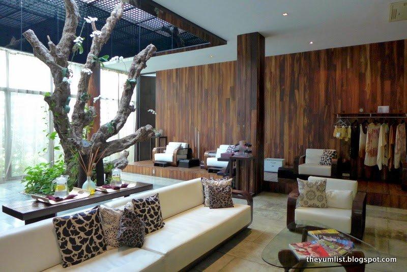 The Spa, Pepper's Sentosa Seminyak, Bali, Indonesia