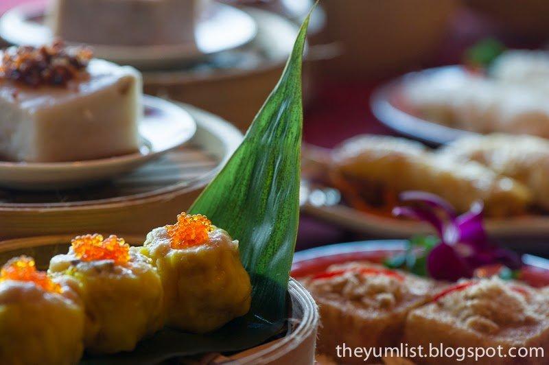 West Lake Gardens Restaurant, Sunway Resort Hotel and Spa, Sunway Pyramid, Bandar Sunway, Petaling Jaya, Authentic Chinese food, Dim Sum, Teochew cuisine, pork-free, claypot, elegant dining