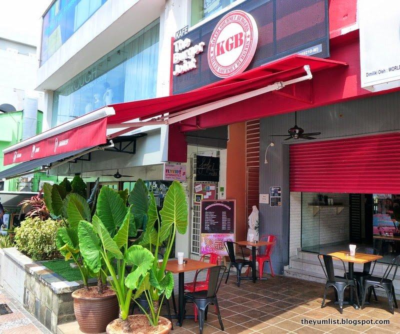 KGB Killer Gourmet Burgers, Bangsar, Kuala Lumpur, Malaysia