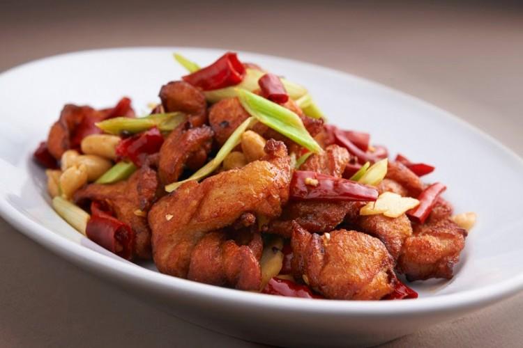 Recipe for Chicken Szechuan Style Courtesy of the Grand Hyatt Kuala Lumpur