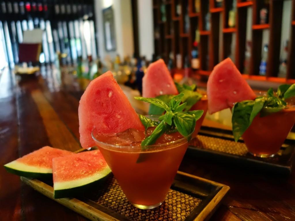 Tamarind Hill, cocktails
