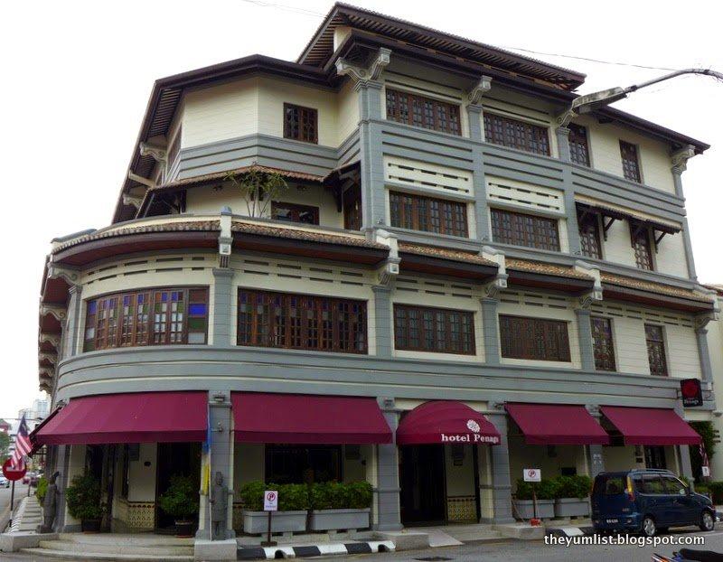 Hotel Penaga, George Town, Penang, Malaysia