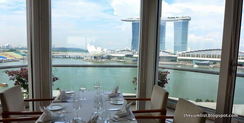 The Lighthouse Restaurant, The Fullerton Hotel, Singapore