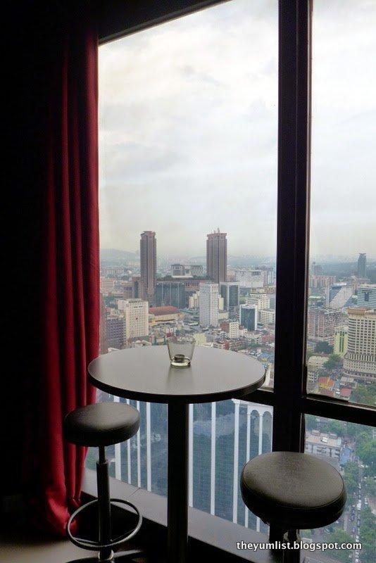 Heli Lounge Bar, Kuala Lumpur,