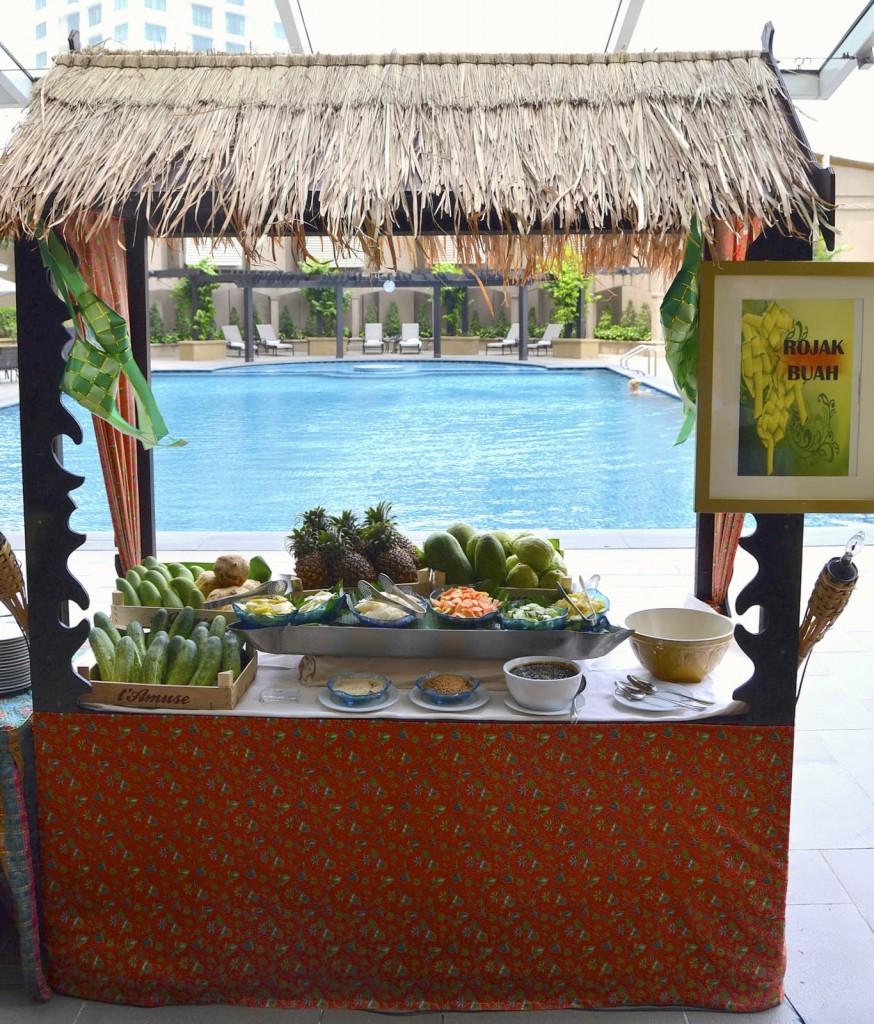 Food Station, JW Marriott Ramadhan Buffet, 2014
