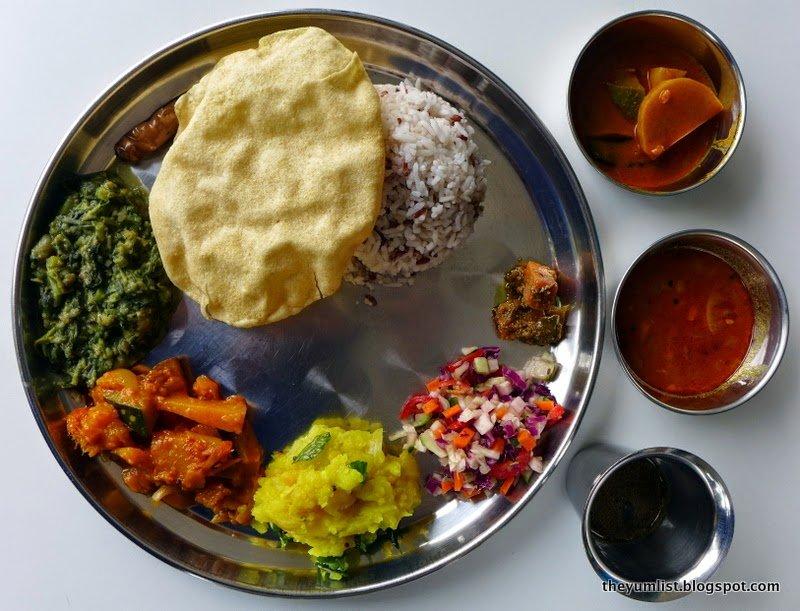 The Ganga Cafe, Indian Vegetarian, Bangsar