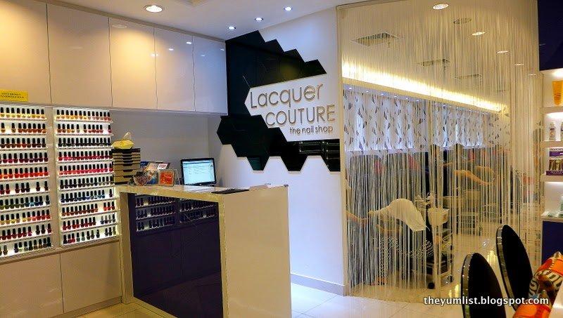 Lacquer Couture, Bangsar Shopping Centre, Kuala Lumpur, Malaysia