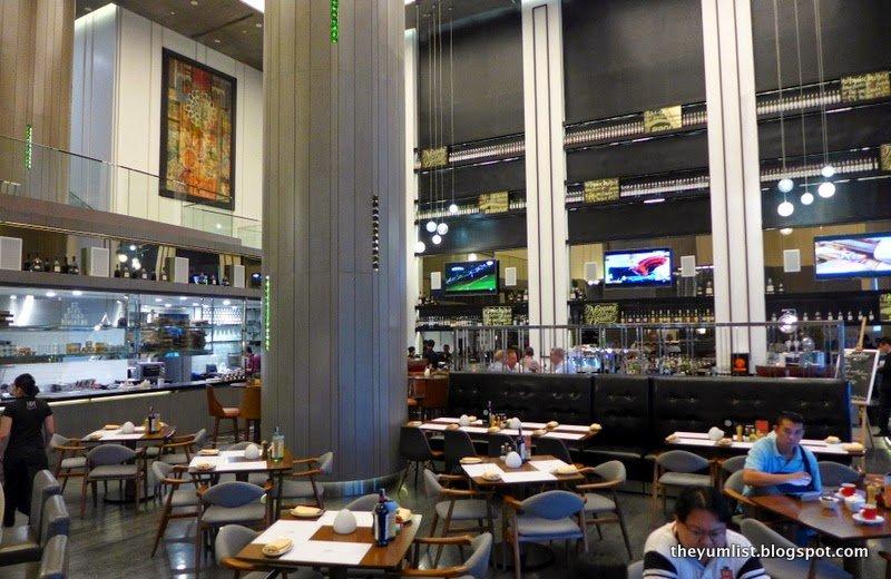 Gastro Sentral, Le Meridien, Kuala Lumpur
