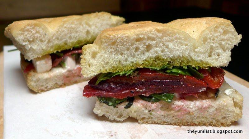 Witches and Brew, Sandwich Shop, Avenue K, gluten free