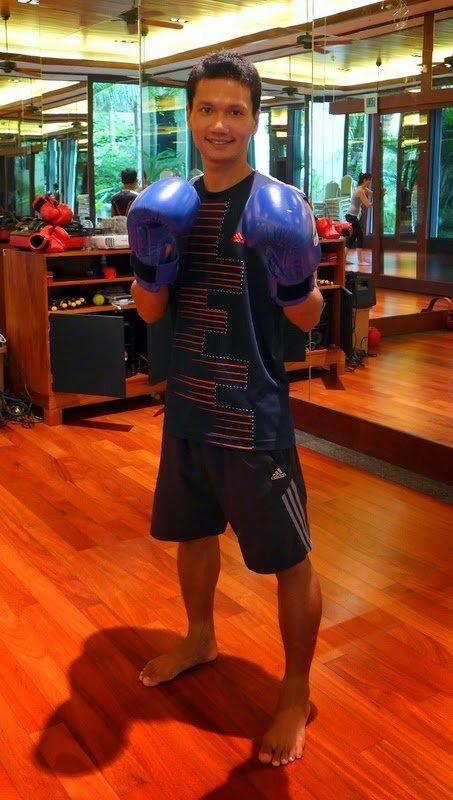andara gym phuket