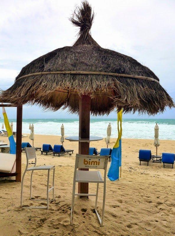 Bimi Beach Club, Pre and Post Phuket Beach Clean Up, Twinpalms, Surin Beach, Phuket, Thailand