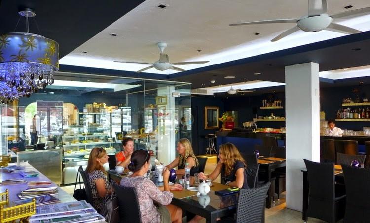 Les Diables, Breakfast, Boat Lagoon, Phuket, Thailand
