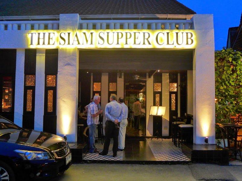 The Siam Supper Club, Phuket Town, Thailand
