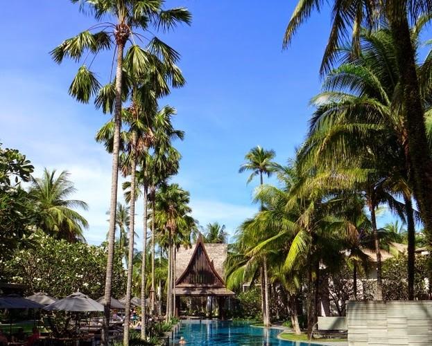 Esthederm Sun Spa, Twinpalms, Phuket, Thailand
