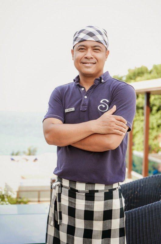 Interview with Chef Bao, Baba, Sri panwa, Phuket, Thailand