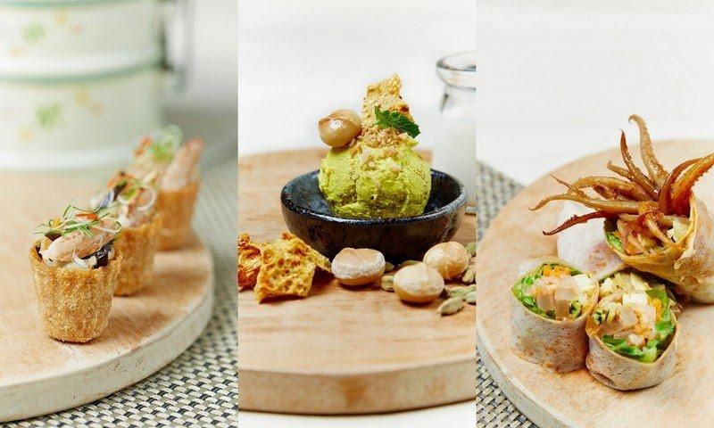 """""""Shiok!"""" at Makan Kitchen, DoubleTree by Hilton, Kuala Lumpur, Malaysia"""