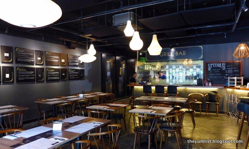 Torii, Contemporary Japanese and Whiskey Bar, TTDI, Malaysia