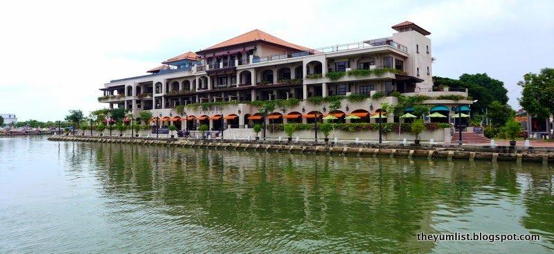 Casa del rio melaka boutique hotel malacca malaysia for River north boutique hotels