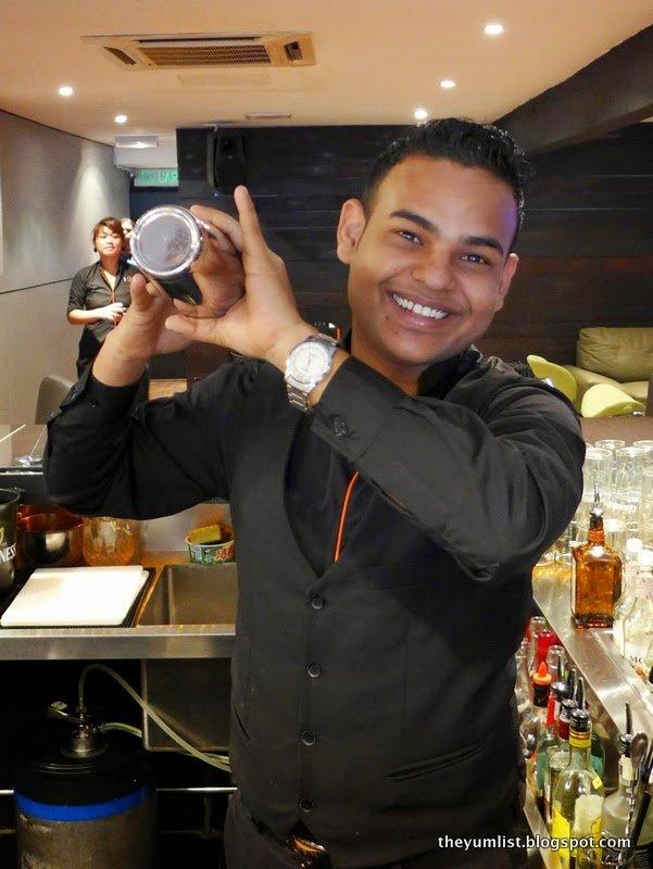 SIX Cocktail Bar, Bangsar