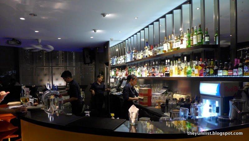 Halo Rooftop Lounge, WANGZ Hotel, Singapore