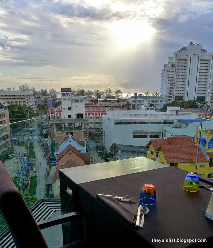 The 9th Floor, Restaurant and Bar, Patong, Phuket, Thailand