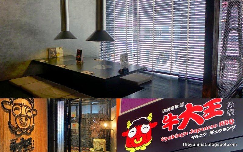 Gyukingu, Japanese BBQ, Kota Damansara, Malaysia