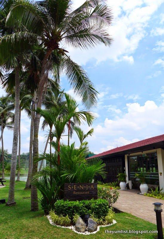 Senja, Italian Restaurant, Saujana Resort Kuala Lumpur