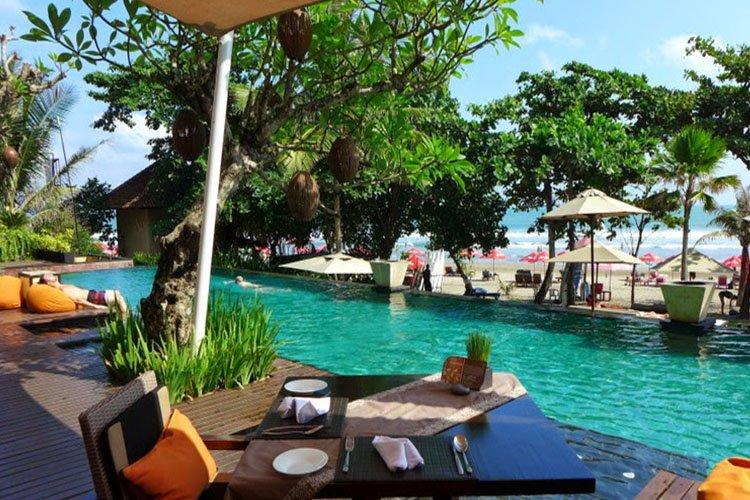 Wild Orchid, Anantara Resort and Spa, Seminyak, Bali