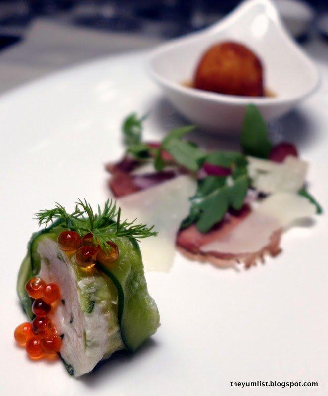 An Austrian Affair with Chef Gottfried Prantl, The Restaurant, The Club, Saujana Resort