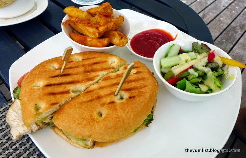 western lunch langkawi