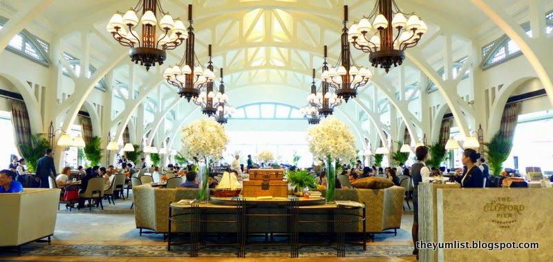 Clifford Pier, Fullerton Bay Hotel, Singapore