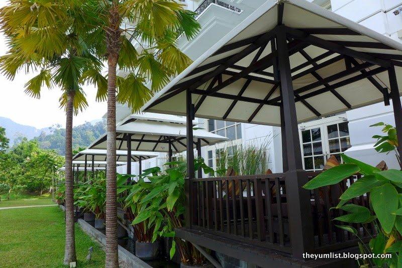 Tiffin Dinner, The Planter's, The Danna, Langkawi