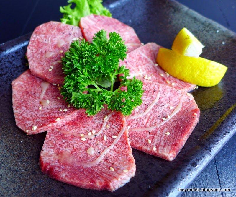 Gyukingu, Japanese BBQ, Kota Damansara
