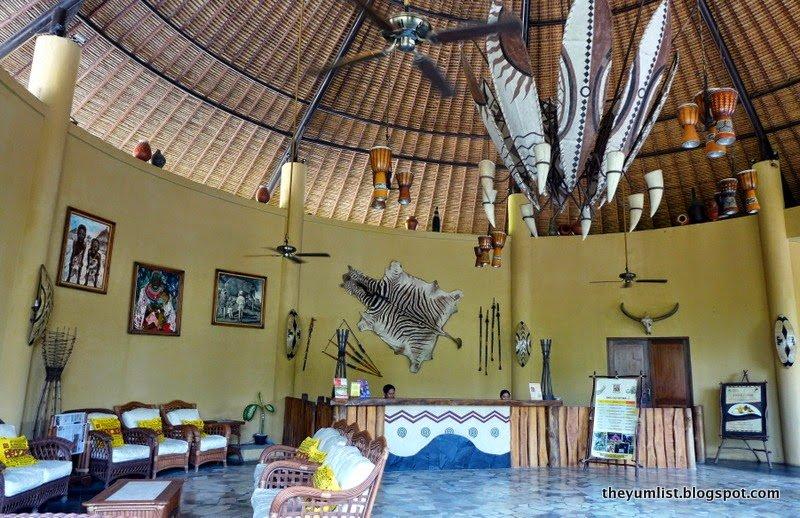 Maya River Safari Lodge, Bali Safari and Marine Park, Indonesia