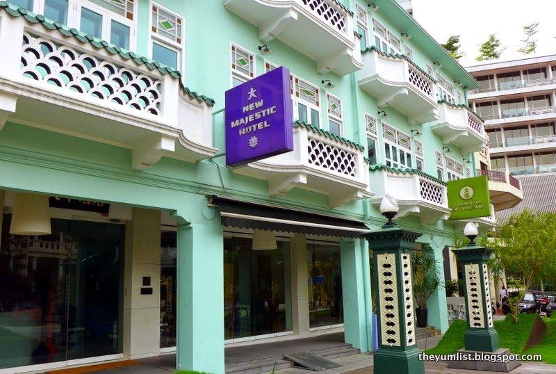 New Majestic Hotel, Boutique Accommodation, Singapore