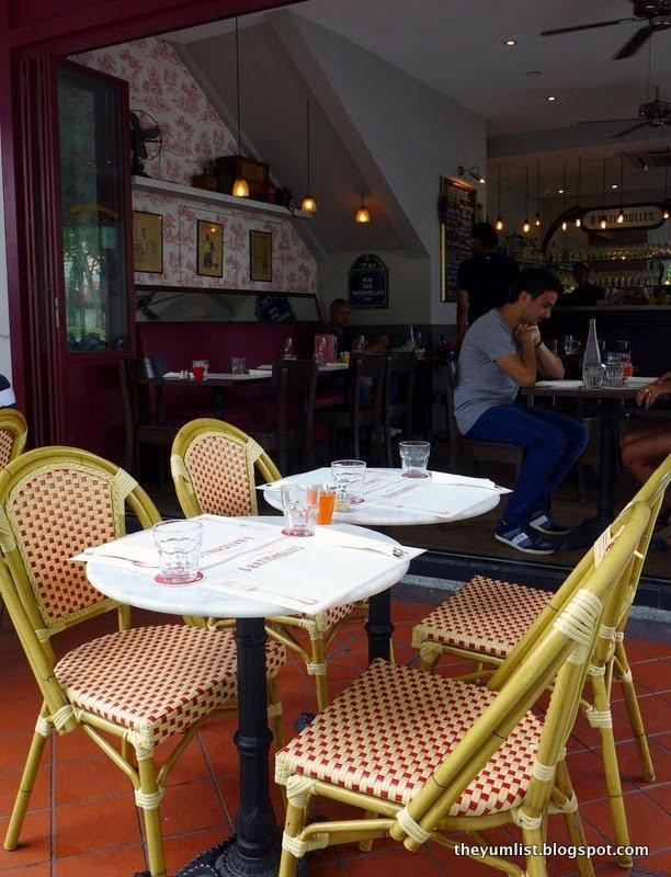 O'Batignolles, Wine Bar & Bistrot, Singapore