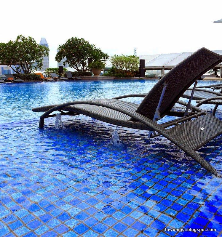 The Fullerton Bay Hotel Singapore The Yum List