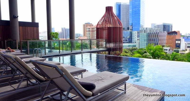 parkroyal on pickering a green hotel singapore the yum list. Black Bedroom Furniture Sets. Home Design Ideas