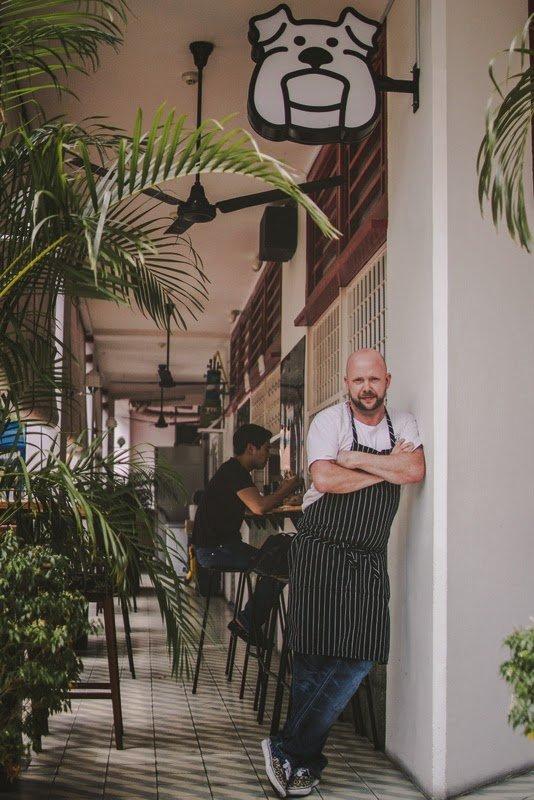 Interview with Chef Adam Penney, Potato Head Folk, Singapore
