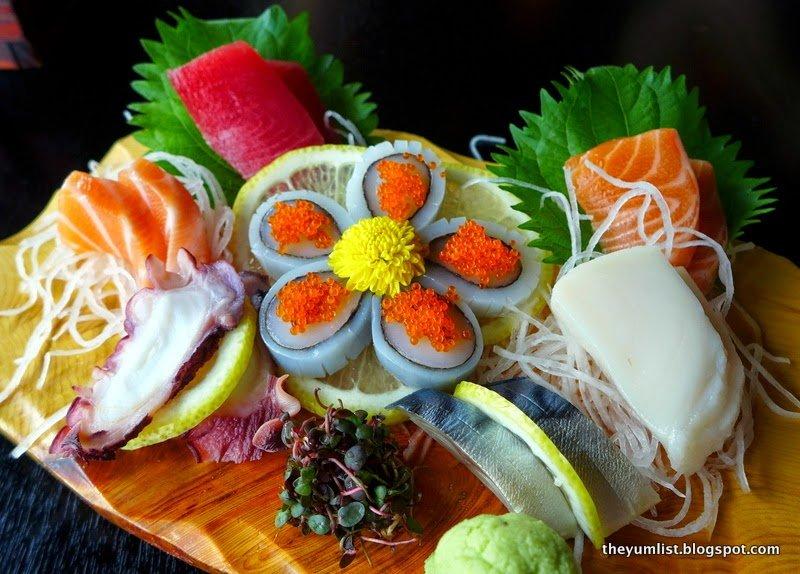 Kogetsu, Japanese Restaurant, Saujana Hotel Kuala Lumpur, Malaysia
