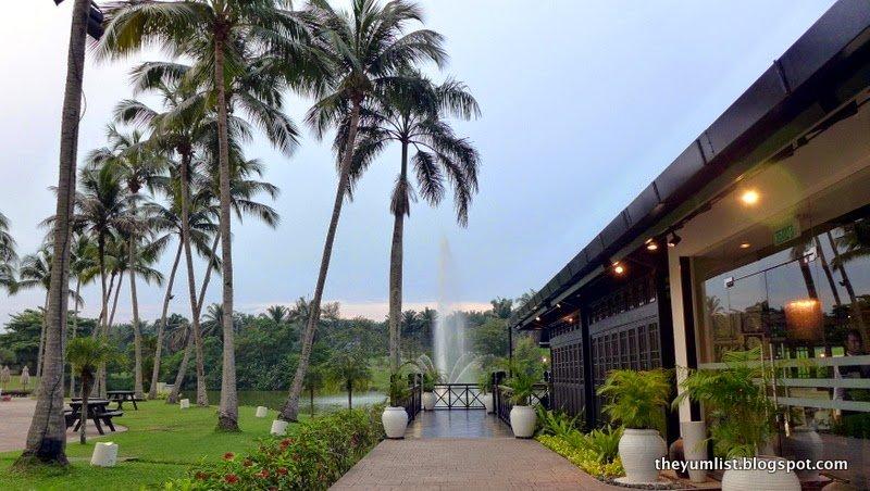 Senja, Italian Restaurant, Saujana Hotel Kuala Lumpur, Malaysia