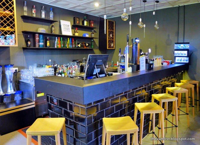 Swag Bar And Grill Pj Palms Centre Kuala Lumpur Malaysia The Yum List