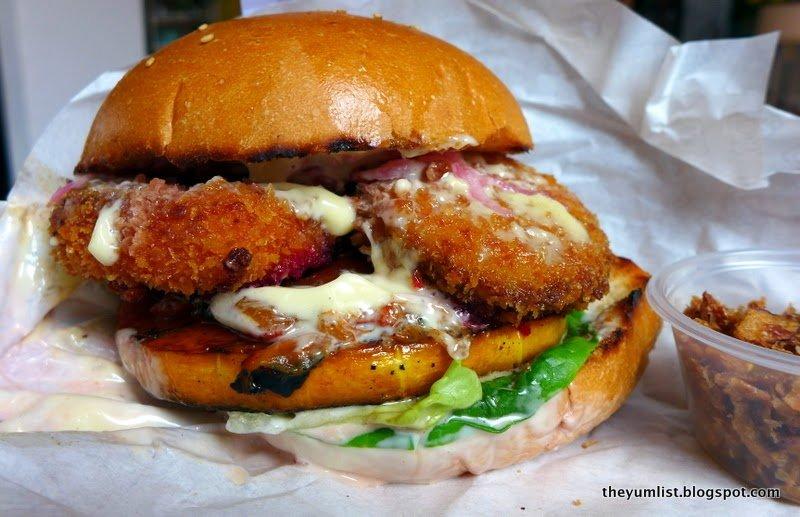 Potato Head Folk, Three Buns, Singapore, burgers, cocktails