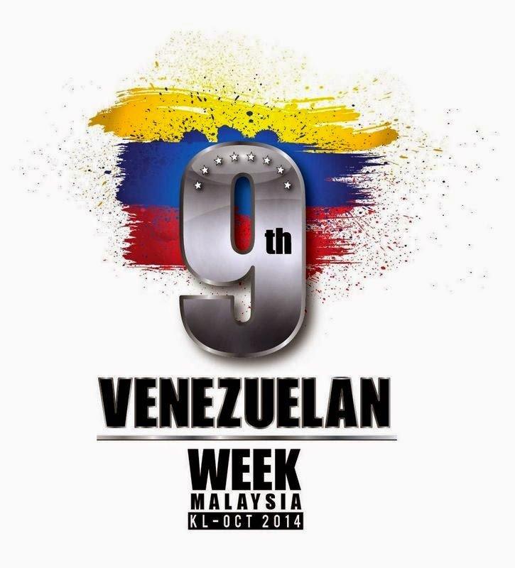 Venezuelan Week! Malaysia 2014