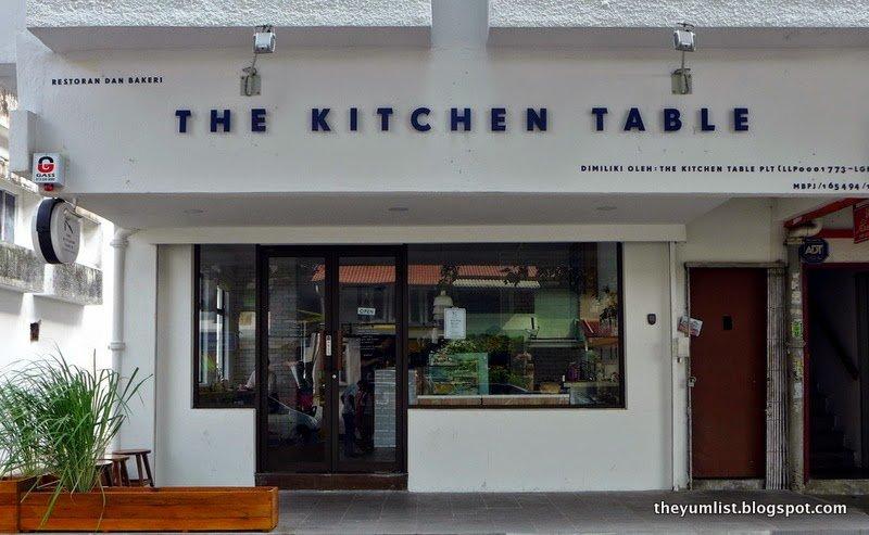 The Kitchen Table, Damansara Kim