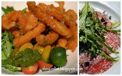 Calamari Salad, Beast