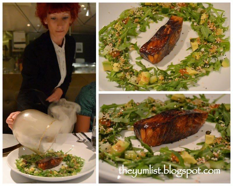 Smoked Salmon Salad, Beast